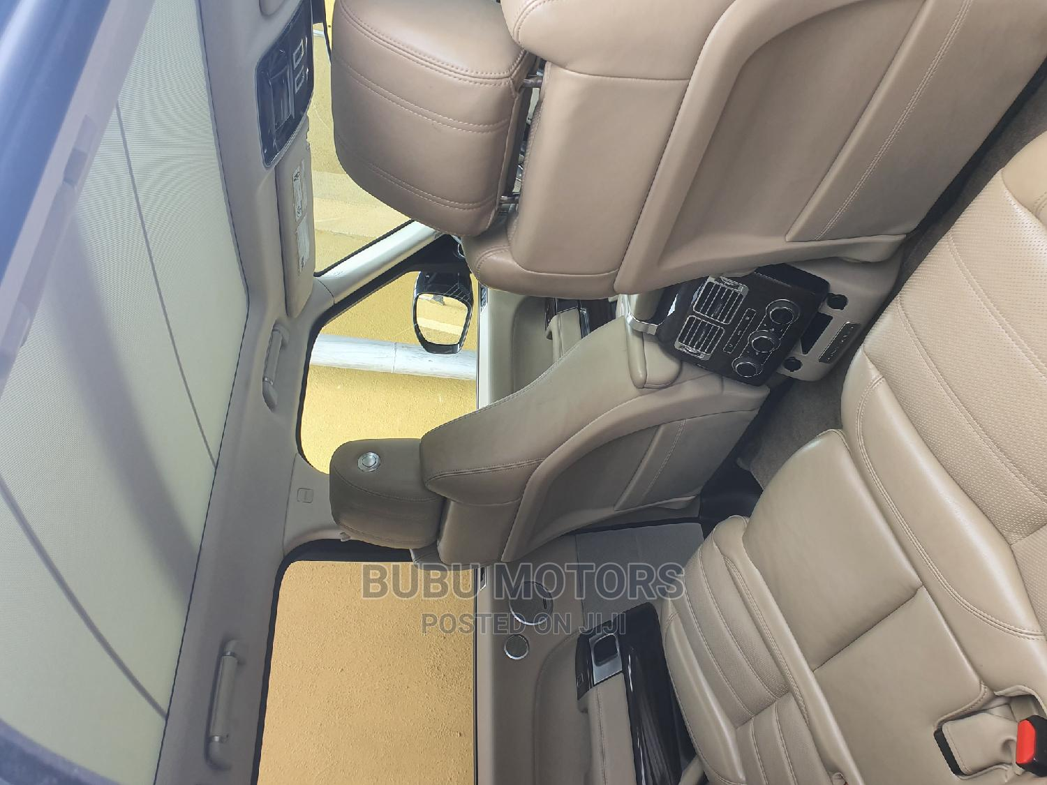 Land Rover Range Rover Sport 2015 Black   Cars for sale in Ogba, Lagos State, Nigeria