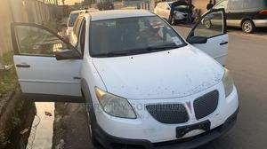 Pontiac Vibe 2005 1.8 AWD White   Cars for sale in Lagos State, Surulere