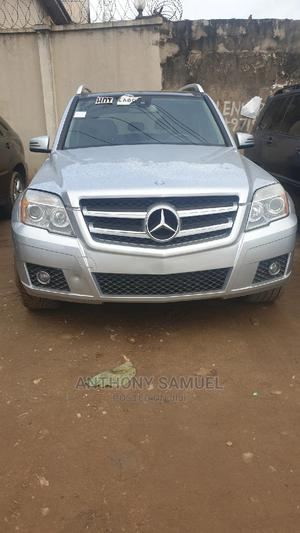 Mercedes-Benz GLK-Class 2009 Silver | Cars for sale in Lagos State, Alimosho
