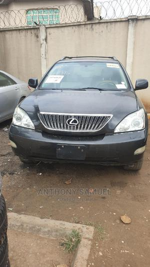 Lexus RX 2007 350 Gray | Cars for sale in Lagos State, Alimosho