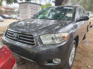 Toyota Highlander 2008 Limited Gray | Cars for sale in Lagos State, Ogba