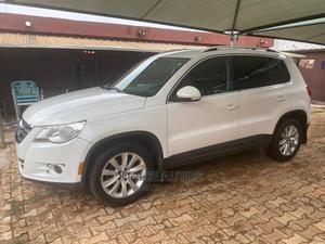 Volkswagen Tiguan 2009 White | Cars for sale in Delta State, Aniocha South