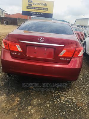 Lexus ES 2009 350 Red | Cars for sale in Lagos State, Ojodu