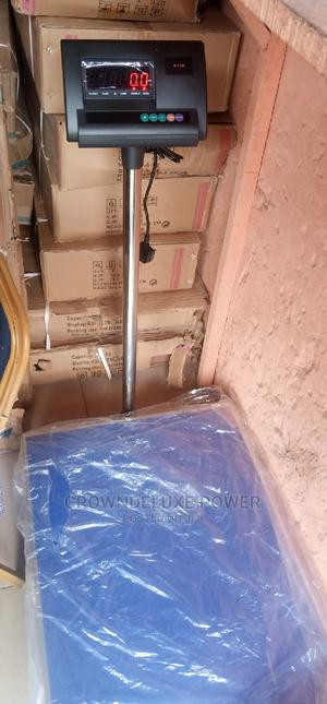 500kg Platform Scale   Store Equipment for sale in Lagos State, Ojo