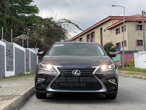 Lexus ES 2017 350 FWD Black | Cars for sale in Abuja (FCT) State, Asokoro