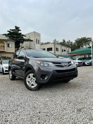 Toyota RAV4 2014 LE 4dr SUV (2.5L 4cyl 6A) Gray | Cars for sale in Abuja (FCT) State, Wuse 2