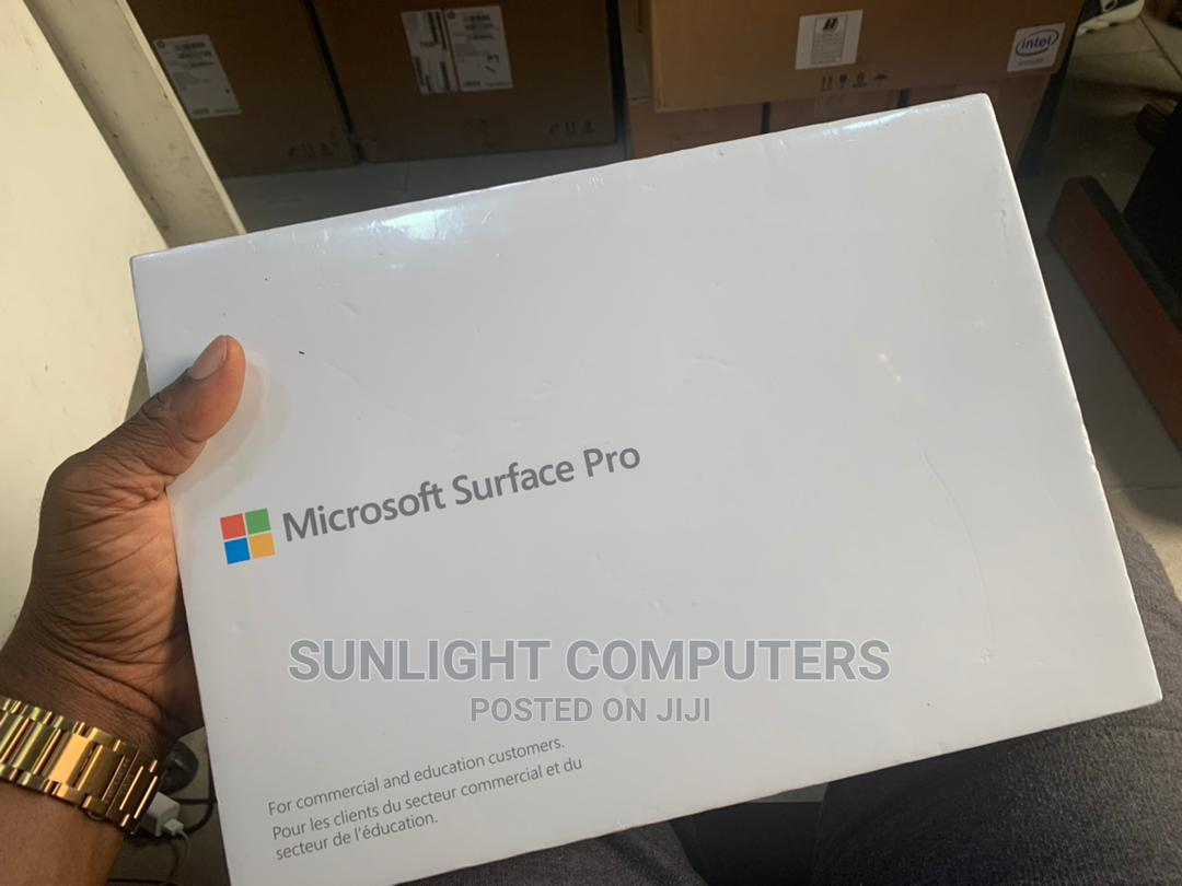 New Laptop Microsoft Surface Pro 16GB Intel Core I7 SSD 512GB
