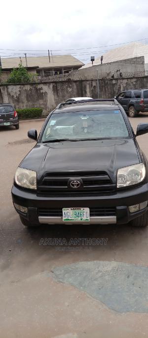 Toyota 4-Runner 2005 Gray | Cars for sale in Lagos State, Alimosho