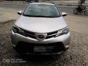 Toyota RAV4 2014 Silver | Cars for sale in Rivers State, Port-Harcourt