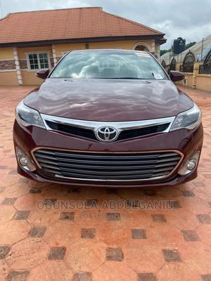 Toyota Avalon 2015 Red   Cars for sale in Ogun State, Abeokuta South