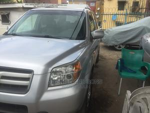 Honda Pilot 2006 EX 4x4 (3.5L 6cyl 5A) Silver | Cars for sale in Lagos State, Surulere