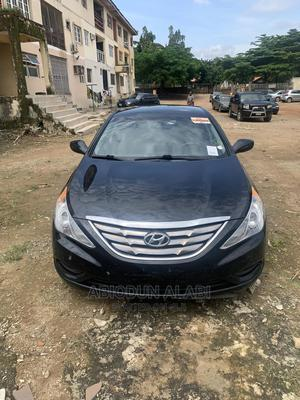 Hyundai Sonata 2013 Black | Cars for sale in Abuja (FCT) State, Asokoro