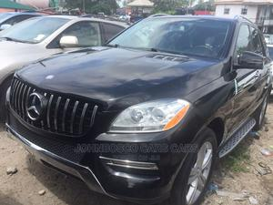 Mercedes-Benz M Class 2013 ML 350 4Matic Black | Cars for sale in Lagos State, Apapa