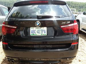 BMW X3 2015 Black | Cars for sale in Abuja (FCT) State, Katampe