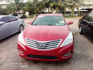 Hyundai Azera 2012 Base Red | Cars for sale in Lagos State, Ikeja