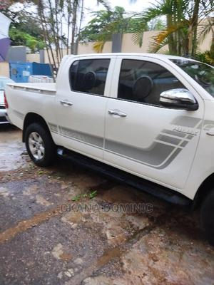New Toyota Hilux 2018 White | Cars for sale in Abuja (FCT) State, Central Business District