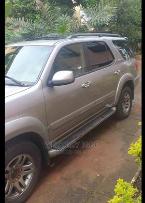 Toyota Sequoia 2007 Gray | Cars for sale in Enugu State, Enugu
