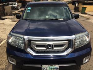 Honda Pilot 2011 Blue | Cars for sale in Lagos State, Ikeja
