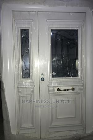 Quality 4ft Copper Glass Door | Doors for sale in Lagos State, Orile