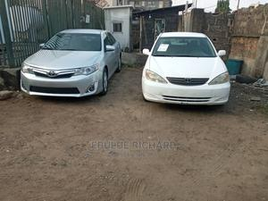 Toyota Camry 2003 White | Cars for sale in Lagos State, Surulere