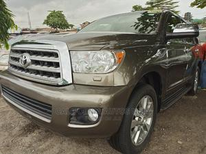 Toyota Sequoia 2012 Gray | Cars for sale in Lagos State, Amuwo-Odofin