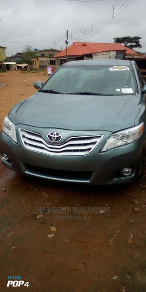 Toyota Camry 2011 Green   Cars for sale in Lagos State, Abule Egba