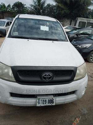 Toyota Hilux 2011 2.7 VVT-i 4X4 SRX White | Cars for sale in Rivers State, Port-Harcourt