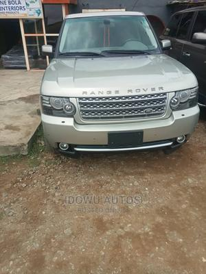 Land Rover Range Rover 2010 Green | Cars for sale in Lagos State, Ejigbo