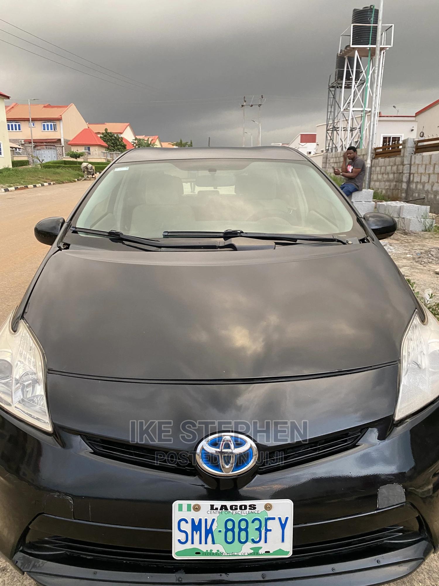 Archive: Toyota Prius 2012 Black