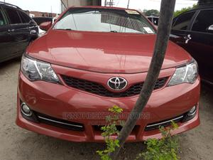 Toyota Camry 2013 Red   Cars for sale in Lagos State, Apapa