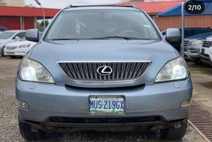 Lexus RX 2007 Blue | Cars for sale in Abuja (FCT) State, Jahi