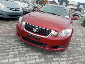 Lexus GS 2008 350 Red   Cars for sale in Lagos State, Ajah