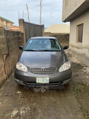 Toyota Corolla 2006 CE Gray | Cars for sale in Oyo State, Lagelu