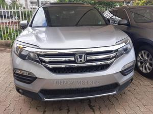 Honda Pilot 2018 Silver | Cars for sale in Abuja (FCT) State, Kubwa