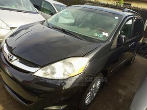 Toyota Sienna 2008 XLE AWD Black | Cars for sale in Lagos State, Amuwo-Odofin