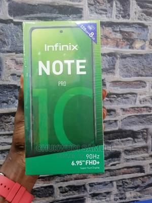 New Infinix Note 10 Pro 128 GB Green   Mobile Phones for sale in Abuja (FCT) State, Wuse 2