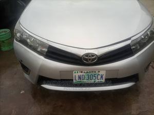 Toyota Corolla 2014 Silver   Cars for sale in Lagos State, Ikorodu