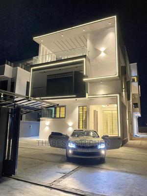 Furnished 5bdrm Mansion in Osapa London Lekki for Sale | Houses & Apartments For Sale for sale in Lagos State, Lekki