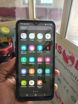 Samsung Galaxy A20s 32 GB Black   Mobile Phones for sale in Ogun State, Obafemi-Owode