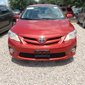 Toyota Corolla 2012 Red | Cars for sale in Abuja (FCT) State, Katampe