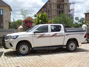 New Toyota Hilux 2020 White | Cars for sale in Abuja (FCT) State, Lokogoma