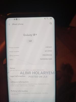 Samsung Galaxy S8 Plus 128 GB Black   Mobile Phones for sale in Oyo State, Ibadan