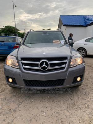 Mercedes-Benz GLK-Class 2010 Gray | Cars for sale in Lagos State, Ikeja