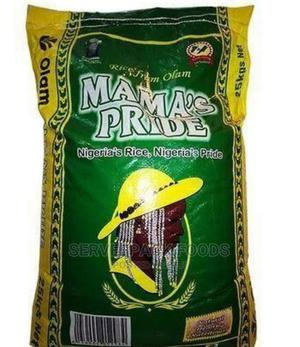 Mama's Pride Premium Parboiled Rice 50 KG | Meals & Drinks for sale in Imo State, Owerri
