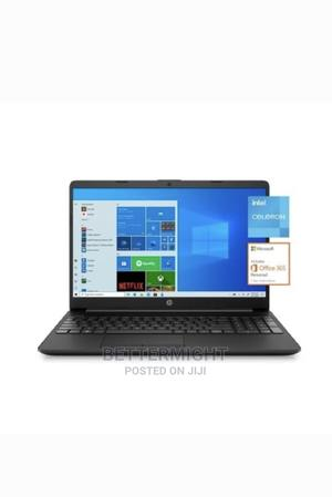 New Laptop HP 250 G7 8GB Intel Celeron HDD 500GB | Laptops & Computers for sale in Lagos State, Ikeja