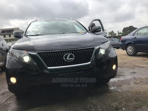Lexus RX 2011 350 Black   Cars for sale in Lagos State, Ikeja