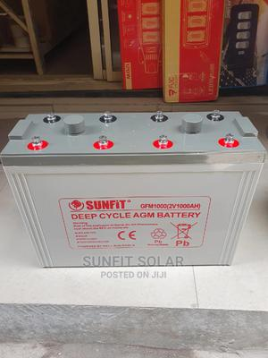 Sunfit 2v/1000ah Solar Battery   Solar Energy for sale in Abuja (FCT) State, Wuse