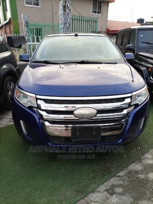 Ford Edge 2014 Blue | Cars for sale in Lagos State, Ajah