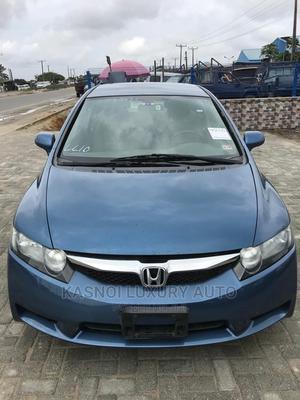 Honda Civic 2009 Blue | Cars for sale in Lagos State, Ajah