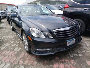 Mercedes-Benz E350 2013 Gray | Cars for sale in Lagos State, Ajah
